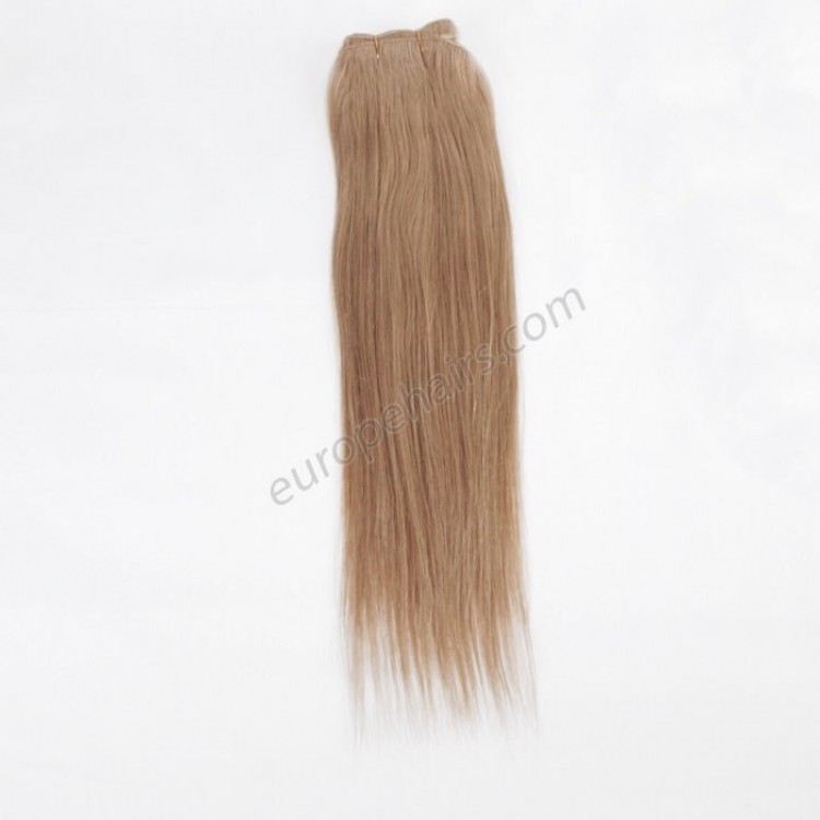 12. Естествена коса