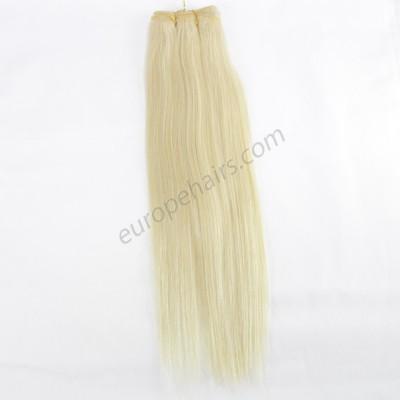 60. Естествена коса