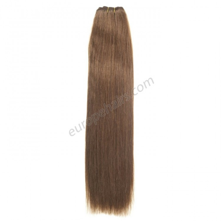 8. Естествена коса