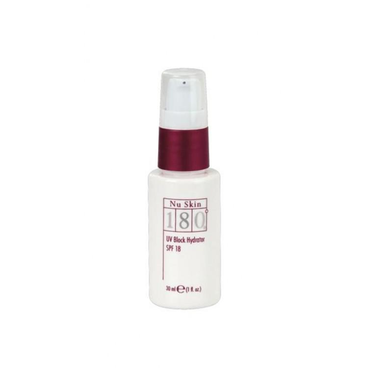 Nu Skin 180 UV Block Hydrator - Овлажняващ дневен крем за лице
