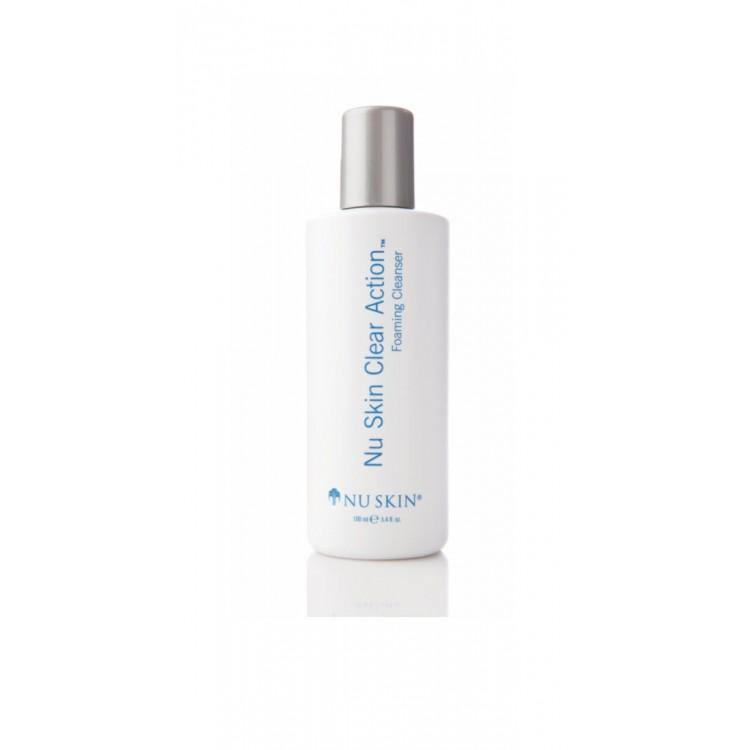 Nu Skin Clear Action - Почистваща пяна