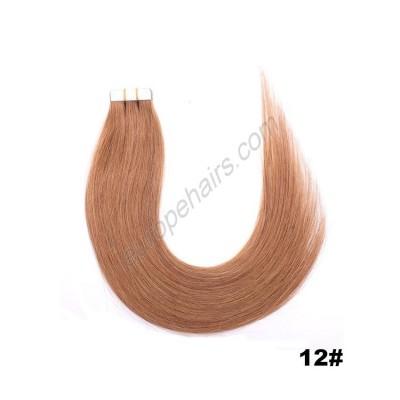 12. Коса на стикери