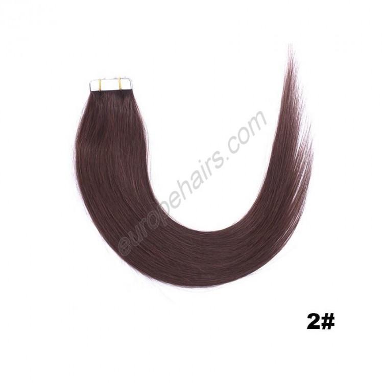 2. Коса на стикери