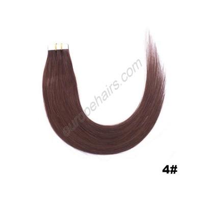 4. Коса на стикери