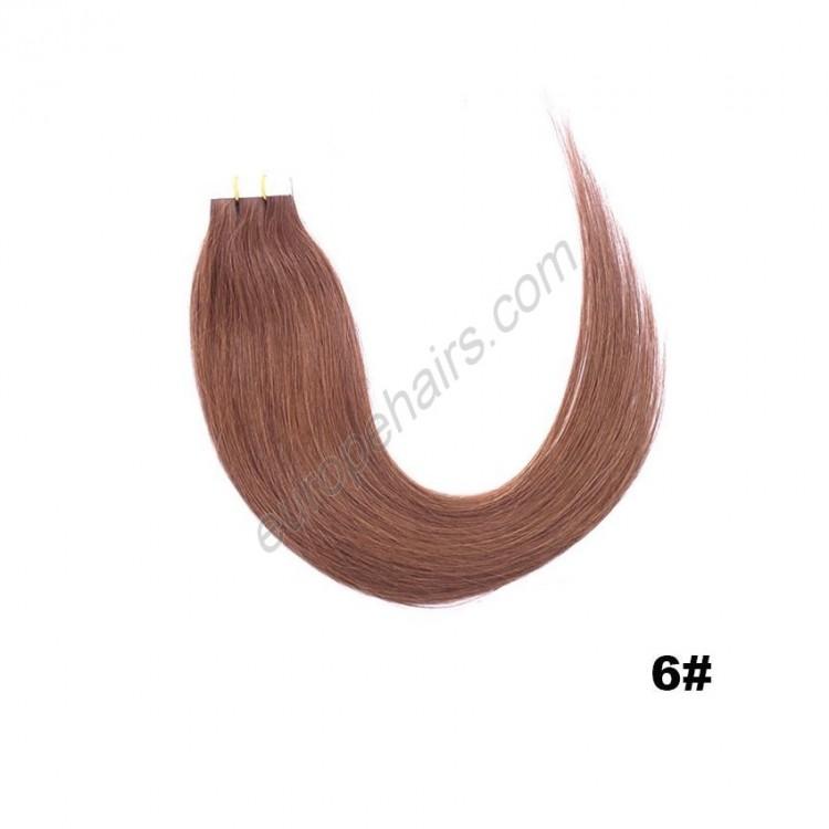 6. Коса на стикери
